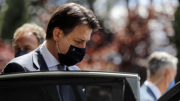 Así se ha convertido Conte en el «padre de familia» de los italianos