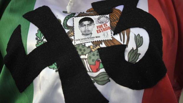 Detenido «El Mochomo», sospechoso clave en la desaparición de los 43 estudiantes de Ayotzinapa
