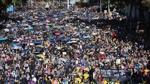 China desoye todas las críticas y da luz verde a la ley de seguridad nacional en Hong Kong