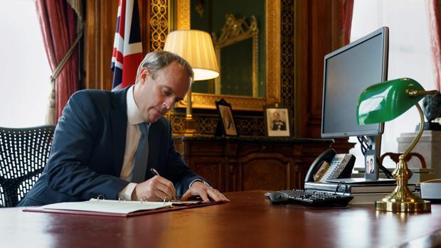Reino Unido pone en marcha un nuevo régimen de sanciones contra Moscú, Pyongyang y Riad