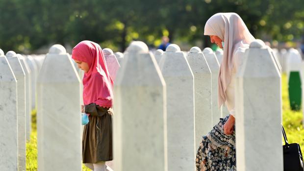 Srebrenica, la mala conciencia de Europa