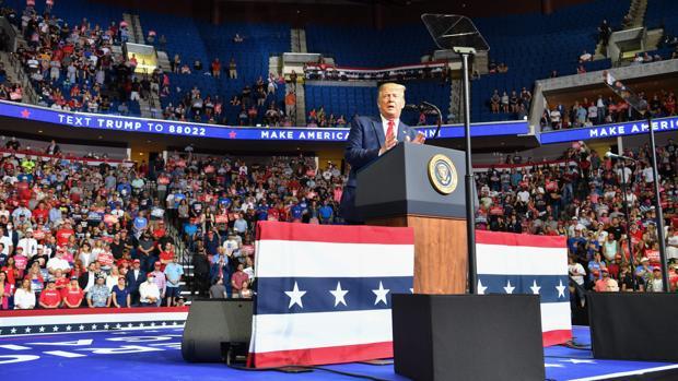 La votación para la nominación de Trump será privada y sin prensa