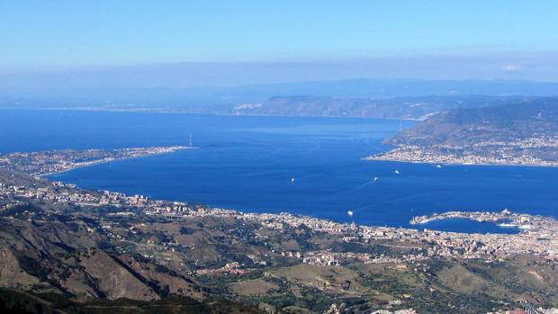 Italia proyecta construir un túnel en el estrecho de Mesina para unir Sicilia y la Península