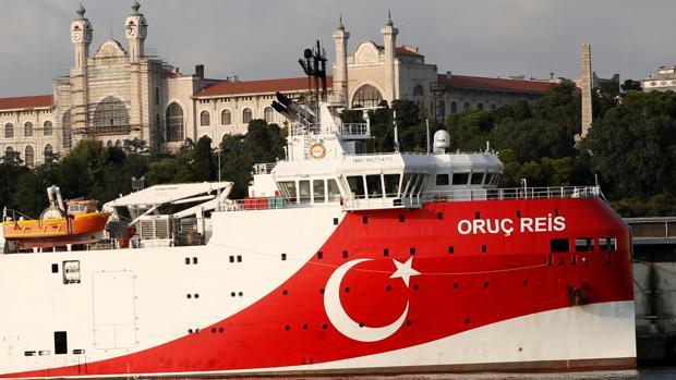 Turquía y Grecia se enseñan los dientes por la explotación del gas