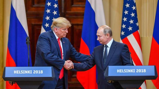 Trump y Putin podrían reunirse antes de las elecciones con el tratado nuclear Nuevo START sobre la mesa