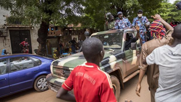 Francia teme más presión yihadista en Mali tras el golpe de Estado