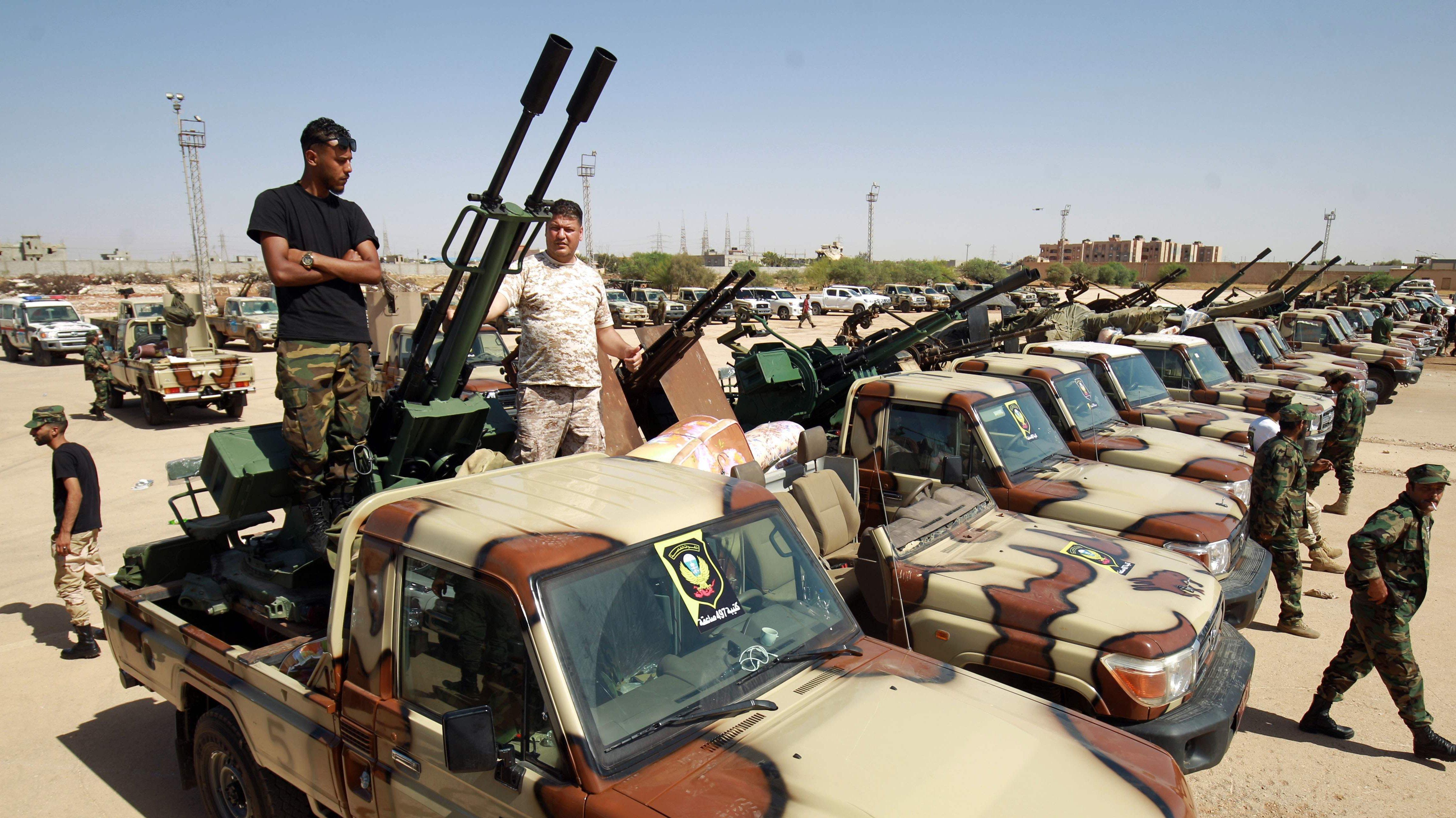Haftar rechaza el alto el fuego en Libia y advierte de ofensivas contra las ciudades de Sirte y Al Yufra