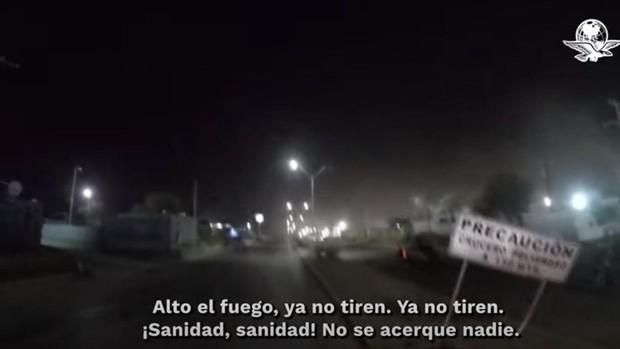 «Está vivo..., mátalo»: militares mexicanos ordenan rematar a un civil durante una operación