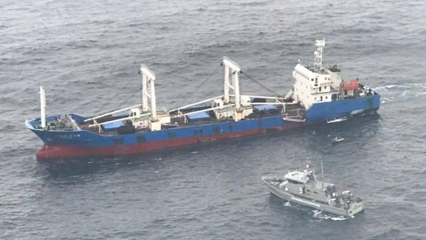 Malestar de Ecuador por la presencia de 300 buques chinos cerca de las Galápagos