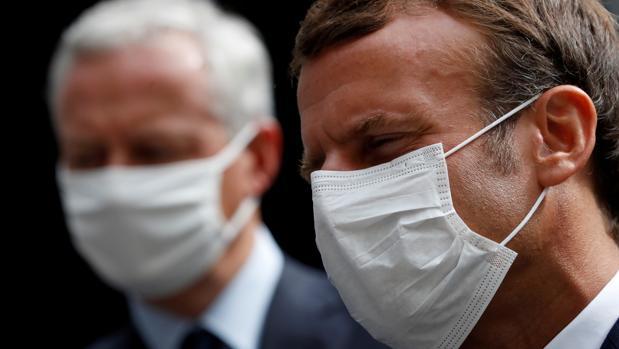 Macron lanza su plan de relanzamiento nacional, de 100.000 millones de euros