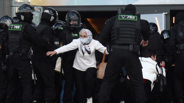 Rusia y Bielorrusia anuncian maniobras antiterroristas conjuntas a pesar de la renuncia de Serbia