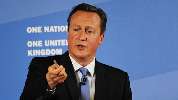 Cameron se suma a las críticas contra el proyecto de ley de Johnson que empieza a debatirse esta tarde