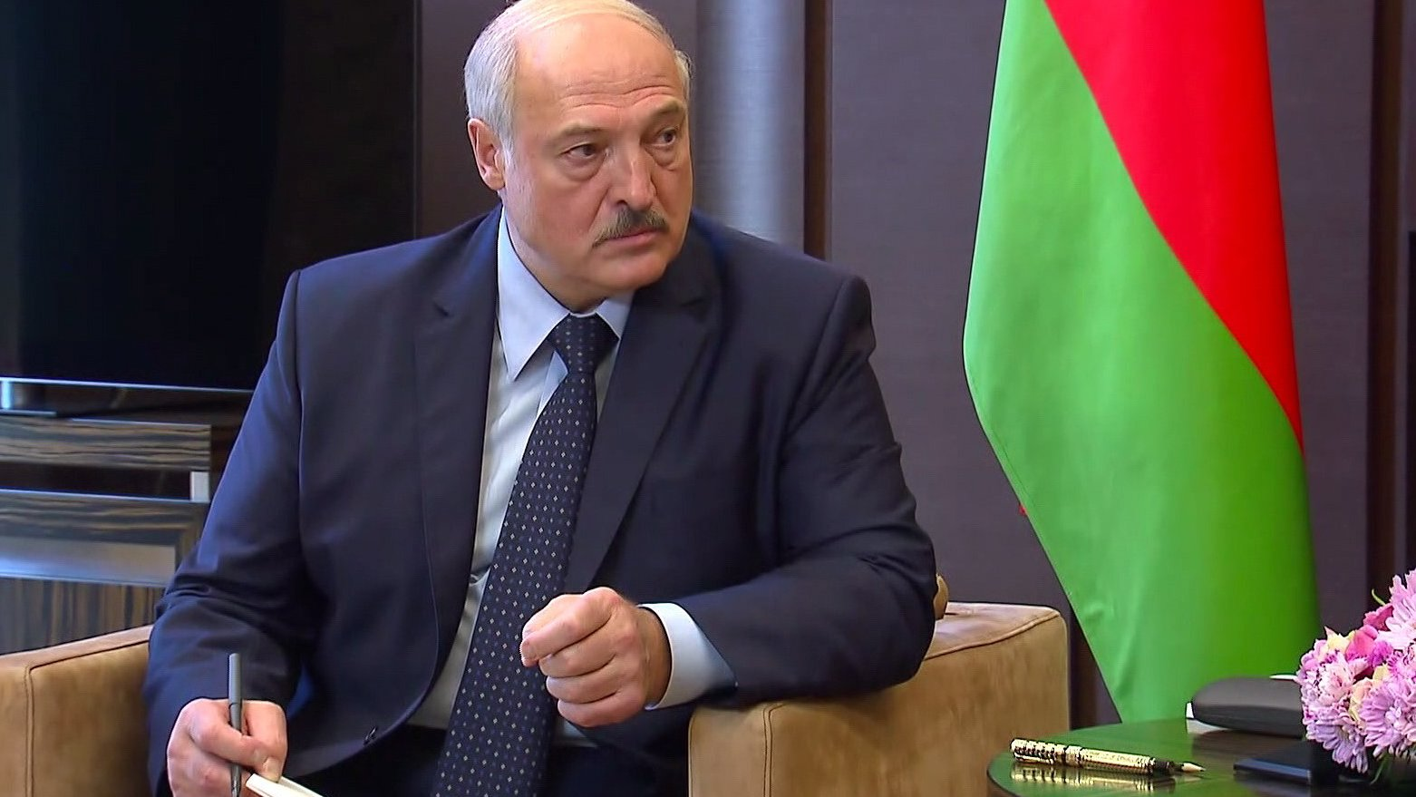 Lukashenko cerrará las fronteras con Polonia y Lituania y reforzará los controles con Ucrania