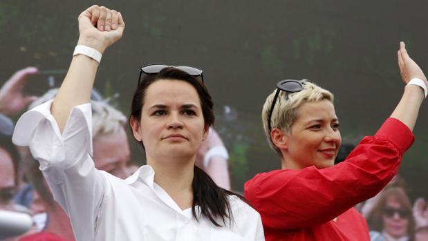 La oposición bielorrusa y Berta Cáceres entre los nominados al premio Sájarov 2020