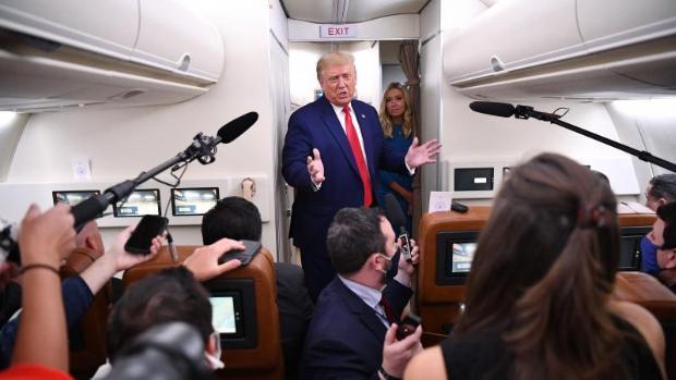 Trump da marcha atrás y no hablará en persona ante la Asamblea General de la ONU
