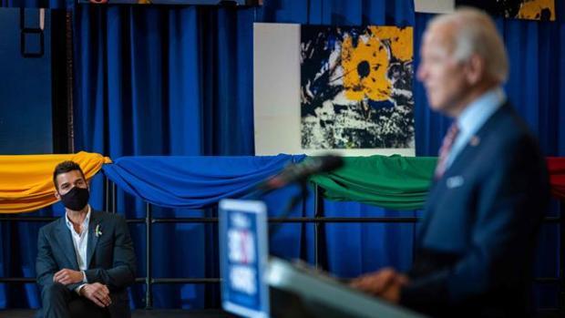 Biden corteja al creciente voto puertorriqueño en Florida