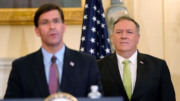 EE.UU. sanciona a Maduro por ayudar a Irán con su programa de armamento