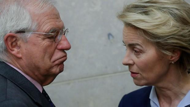 Borrell no informó a la presidente Von der Leyen de su misión a Venezuela