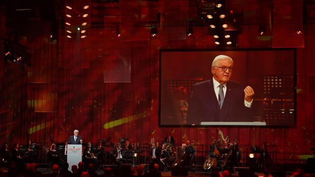 El presidente alemán pide un monumento a la revolución pacífica que terminó con el comunismo