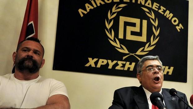 Gran expectación en Grecia ante el veredicto del juicio al partido neonazi Amanecer Dorado