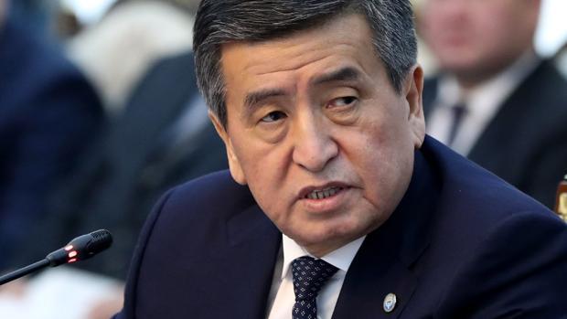 El presidente de Kirguistán presenta su dimisión para facilitar la salida a la crisis