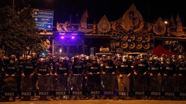 Tailandia decreta el estado de emergencia por las protestas contra el Gobierno