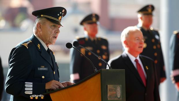 El más alto militar en México con Peña Nieto arrestado en Los Ángeles por sus vínculos con el narcotráfico