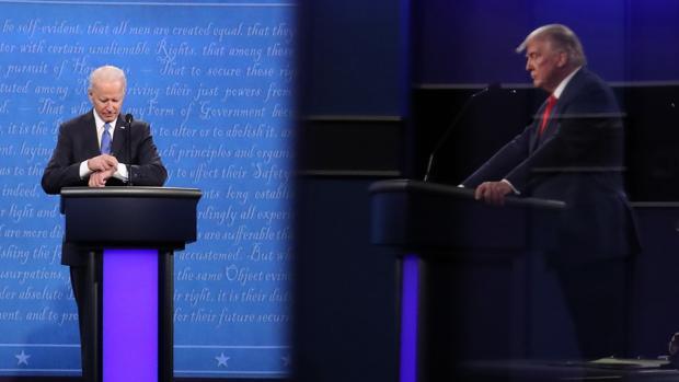 Debate Trump-Biden: un duelo que acaba en tablas y podría beneficiar al candidato demócrata