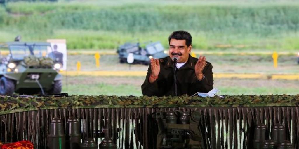 Maduro espera sorprender al mundo con las armas que fabricará su Consejo Militar Científico