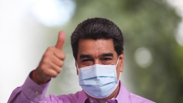 Maduro dice que Venezuela «ha conseguido una medicina» que anula el coronavirus