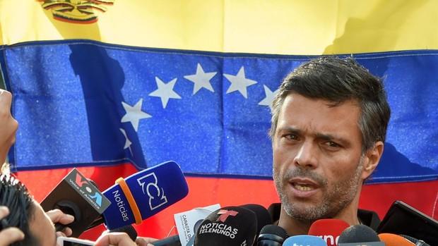 Los opositores temen un Gobierno interino en el exilio dirigido por Leopoldo López