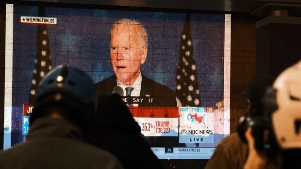 El equipo legal de Biden, listo para actuar si Trump lleva las elecciones al Supremo