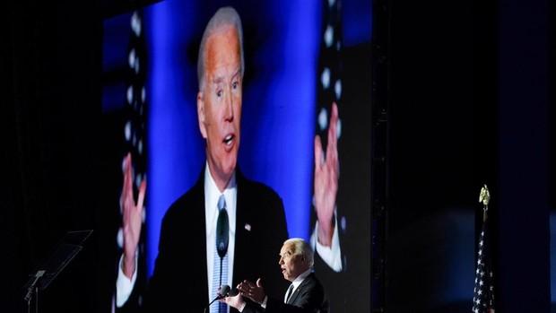 Joe Biden derrota a Trump y promete «unir y sanar» a Estados Unidos