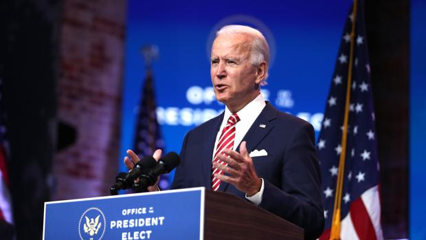 Biden dice que «puede haber más muertos» si se retrasa el traspaso de poderes