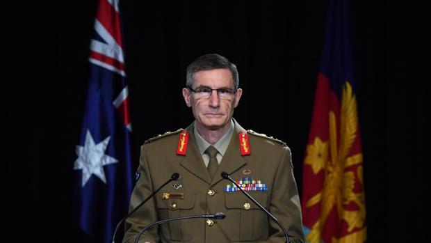 El jefe de las Fuerzas de Defensa de este país, Angus Campbell, pide perdón al pueblo de Afganistán