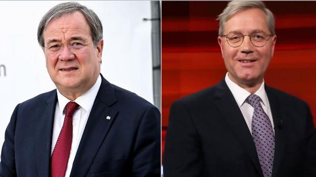 Laschet y Röttgen, los otros dos aspirantes para seguir la senda de la canciller alemana