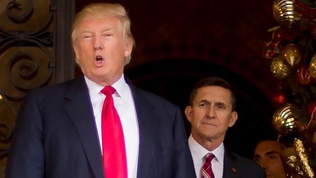 Trump indulta al general Flynn, parte central en la trama rusa