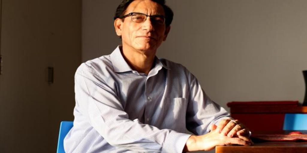 Martín Vizcarra: «Aunque me pidan perdón, el daño ya está hecho para la democracia en Perú»