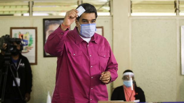 EE.UU. pide a Europa una condena firme de la farsa electoral de Maduro