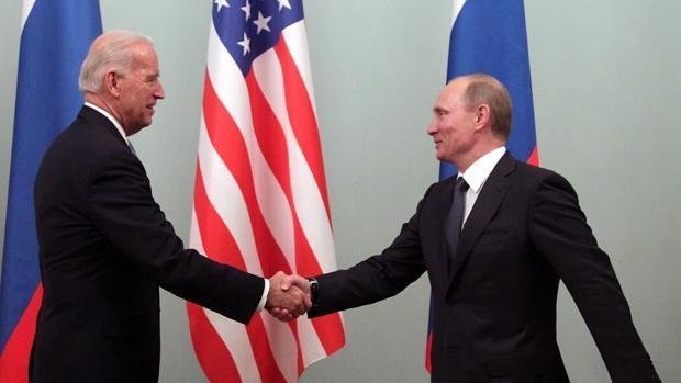 Putin felicita por fin a Biden por su victoria en las elecciones