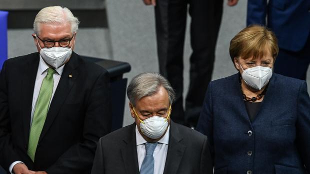 El secretario general de la ONU pide a Alemania que asuma un rol más fuerte en el mundo