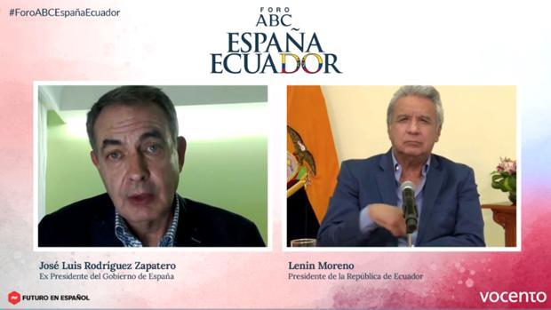 El presidente de Ecuador llama a unirse contra los «estragos del socialismo del siglo XXI»