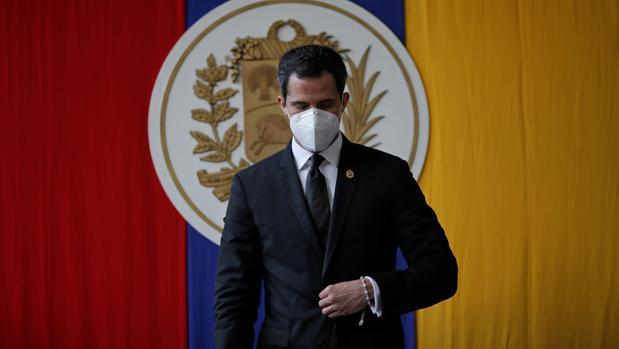 La Asamblea legítima venezolana renueva por un año a Guaidó