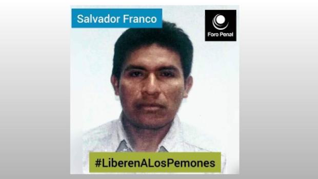 Muere un líder indígena opositor en una cárcel chavista