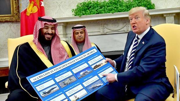 Trump designa como terroristas a los hutíes, milicia rival de Arabia Saudí en Yemen