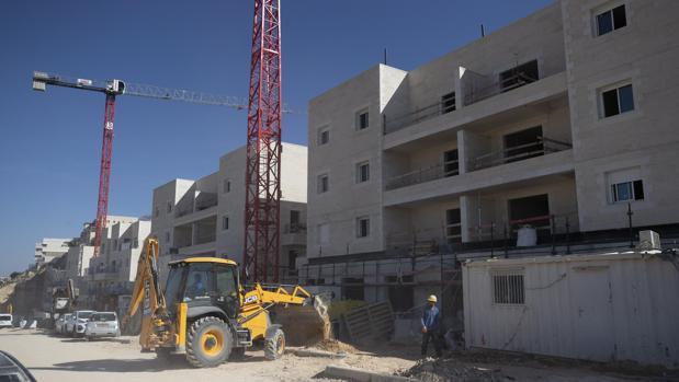 Netanyahu recibe a Biden con una nueva expansión de colonias