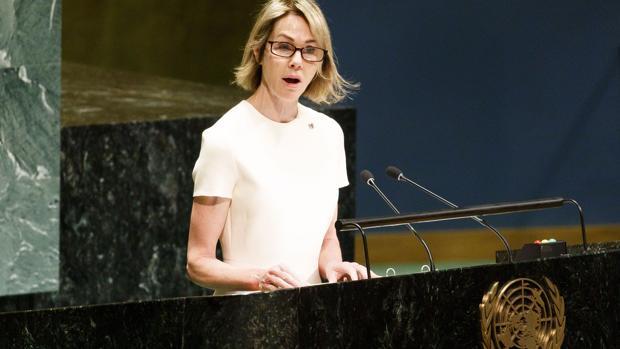 Cancelada la visita a Taiwán de la embajadora de la ONU, que había airado a China