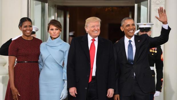 Trump no se verá con su sucesor al salir de la Casa Blanca y se muda a Florida