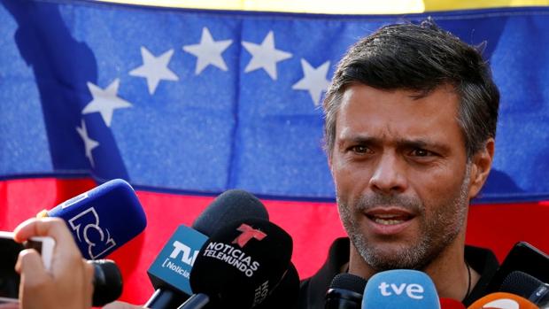 El régimen de Maduro pedirá al Congreso español que investigue a Leopoldo López