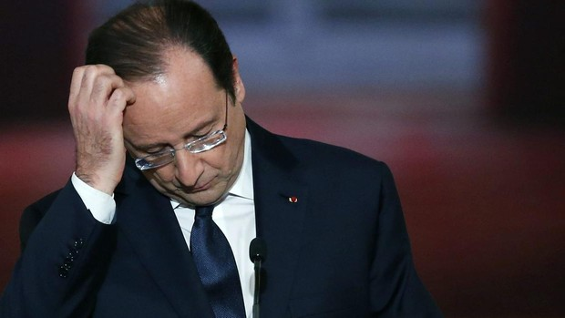 Hundimiento económico y político del socialismo francés